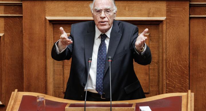 Βασίλης Λεβέντης: «Στόχος της Ενωσης Κεντρώων το 15%» | Τι